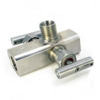 Двухвентильные клапанные блоки - БКН2-05