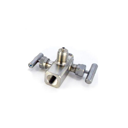 Двухвентильные клапанные блоки - БКН2-57