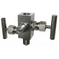 Двухвентильные клапанные блоки - БКН2-34