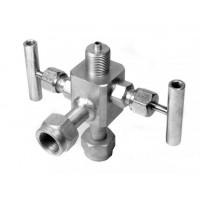 Двухвентильные клапанные блоки - БКН2-67
