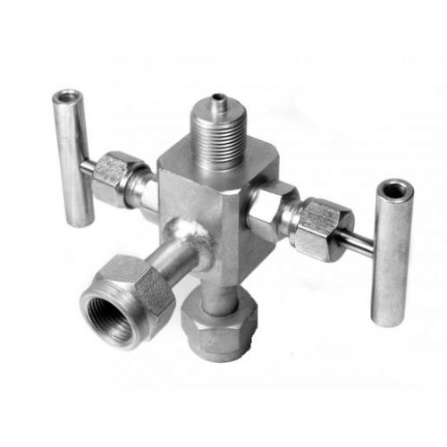 Двухвентильные клапанные блоки - БКН2-78
