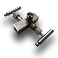 Двухвентильные клапанные блоки - БКН2-33