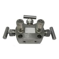 Трехвентильные клапанные блоки - БКН3-11