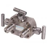 Трехвентильные клапанные блоки - БКН3