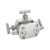 Трехвентильные клапанные блоки - БКН3-4-11
