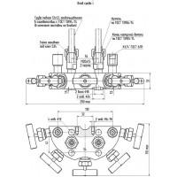 Клапанные блоки - БКН5-115-04