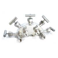 Пятивентильные клапанные блоки - БКН5-115