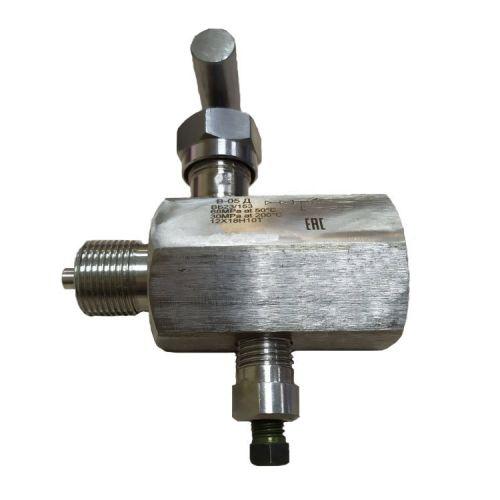 Одновентильные клапанные блоки - В-05Д