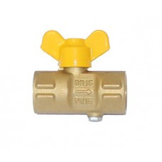 Трехходовые краны - 11Б27ПМ.01 Газ