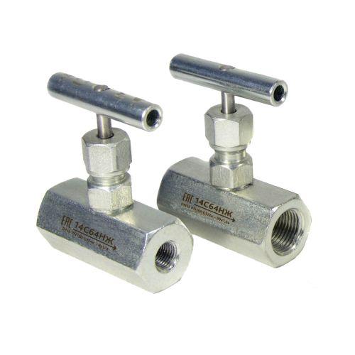 Игольчатые клапаны - 14с64нж
