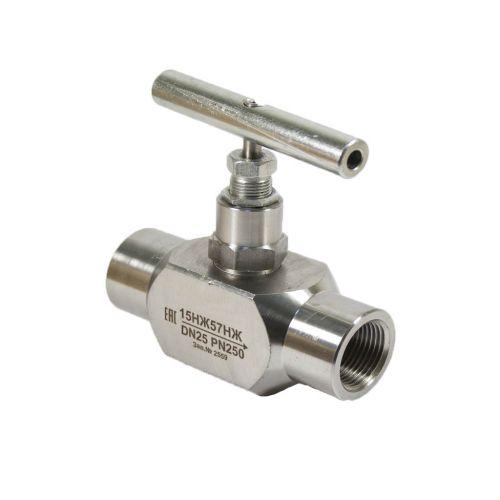 Игольчатые клапаны - 15нж57нж