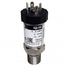 Датчики давления - ПД100И-ДИ-1х1