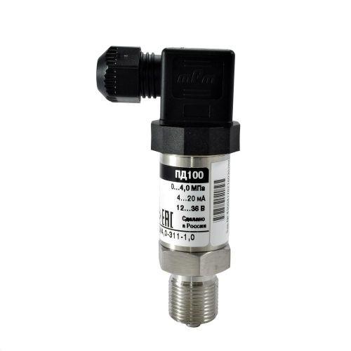 Датчики давления - ПД100И-ДВ-1х1