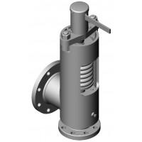Предохранительный клапан - Т-32мс