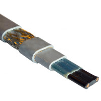 Греющий кабель снаружи трубы - SRF 16-2CR