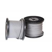 Греющий кабель снаружи трубы - SRL 40-2
