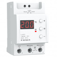 Цифровой терморегулятор - Terneo B