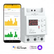 Цифровой терморегулятор - Terneo BX