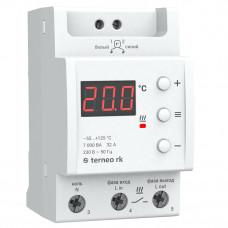 Цифровой терморегулятор - Terneo RK