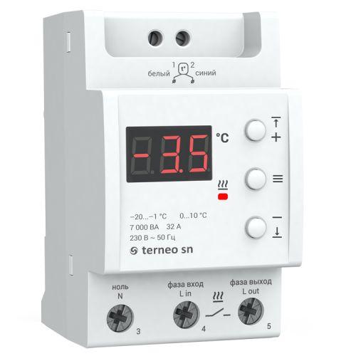 Цифровой терморегулятор - Terneo SN