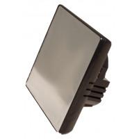 Цифровой терморегулятор - WarmLife Mirror (Black)