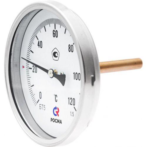 Биметаллические термометры - БТ-51.211