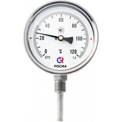 Нержавеющие термометры - БТ-52.220
