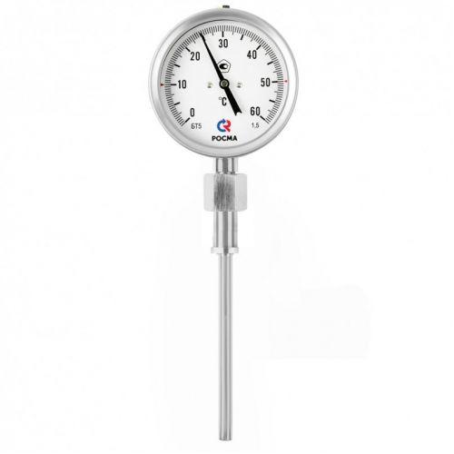 Нержавеющие термометры - БТ-52.220 СВ