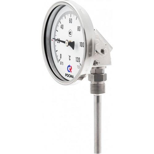 Поворотные термометры  - БТ-54.220