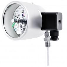 Электроконтактные термометры - БТ-54.220 ЭКП