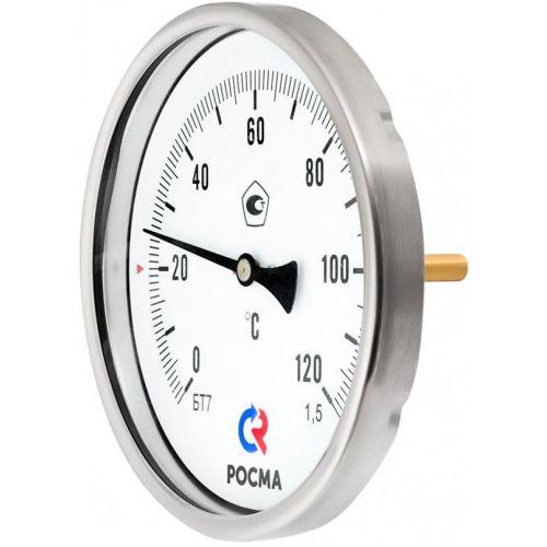 Биметаллические термометры - БТ-71.211