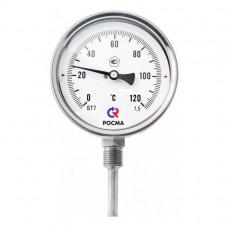Нержавеющие термометры - БТ-72.220
