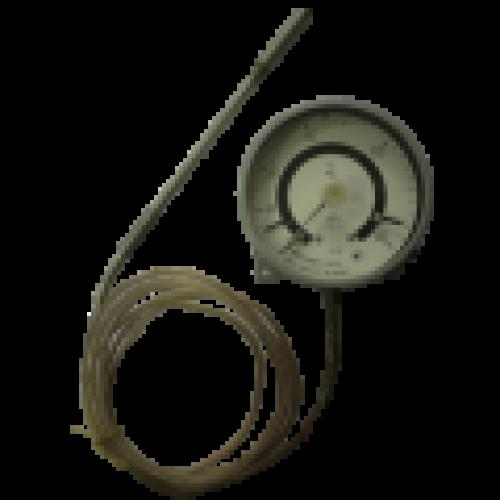 Электроконтактные термометры - ТГП-160Сг