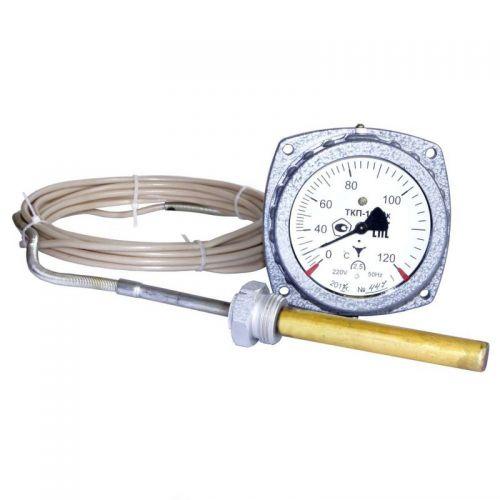 Манометрические термометры - ТКП-100-М1