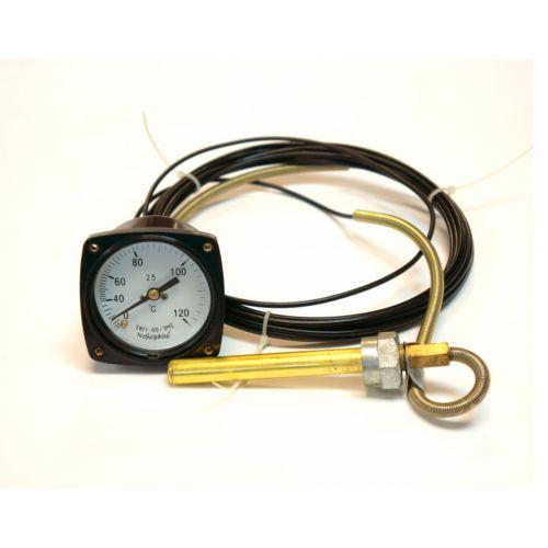 Манометрические термометры - ТКП-60/3М2